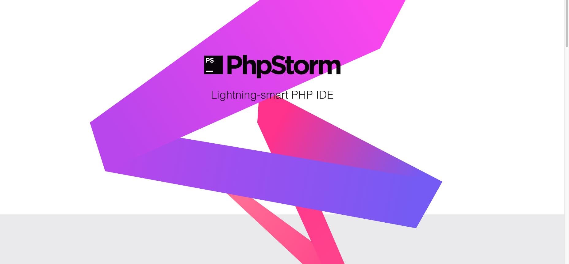 2018.2.2最新PhpStorm mac 版本中国区